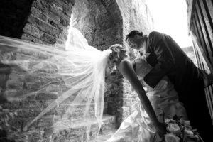 Foto reportage bruid