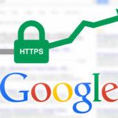 google ssl https ranking seo