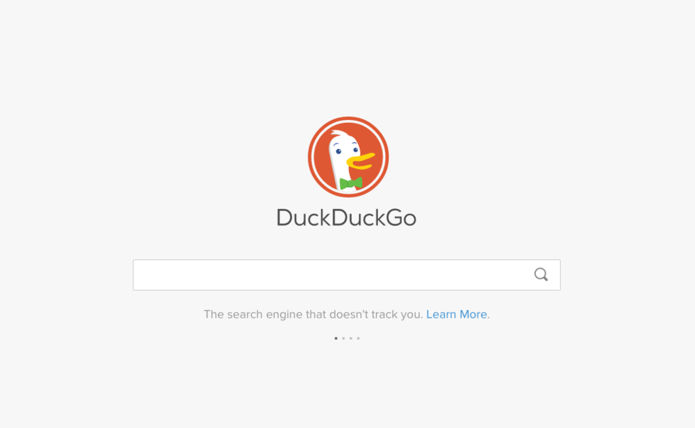 duckduckgo engine search google